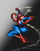 Spiderman by Reverrii