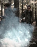 SPN Cos Crew - On A Hunt by IngeniusBlue