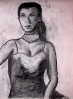 July 12, 2011 Charcoal by hEyJude4