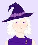 Witch Oc 2 by Blame-The-Nargles