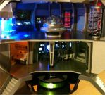 Lost In space scratchmade model. for sale by johnstewartart
