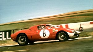250LM at the 12hrs of Reims 1964 by JamesWoodhead