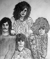 Led Zeppelin I by tomchristie22