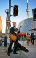 toronto musician by caupolican