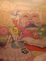 Alice In Waldoraland by Lycan-metal