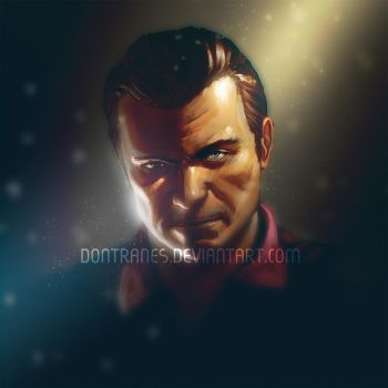 Michael GTA5 by DonTranes