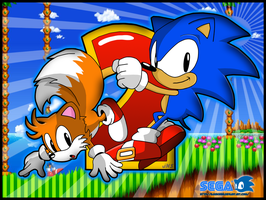 Especial SONIC 2 by Sauron88