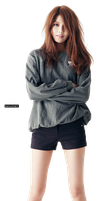 SNSD Sooyoung . PNG by BenoChan1