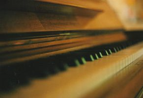 Play The Piano by Vividlens