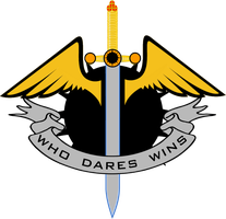 Special Air Service Insignia Commission by viperaviator