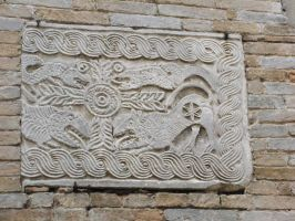 Romanic Bas Relief 1 by morana-stock