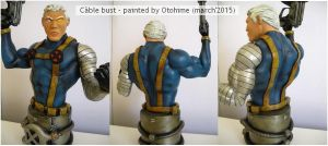 Cable GK (finished) by VaniliaCake