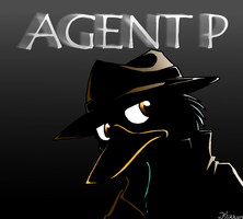 """Perry the Platypus..."" by Flikkun"