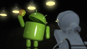 Android Photoshooting Nr. 5 by Puttee