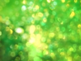 bokeh green by erykucciola-sToCk