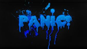 Panic Gaming Logo by kitteeh