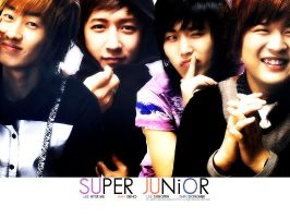 super junior bg by Jarr07