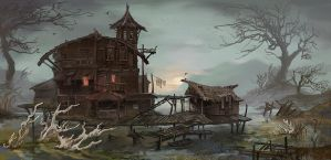 Boghouse by AnDary