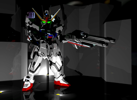 SD Strike Gundam 2a by ltla9000311