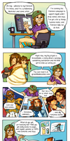 Patreon-presentation comic! by smokewithoutmirrors