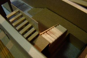 Model stairs by Superman22590