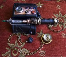 Accessories of the Distinguished Time Traveller by Launchycat