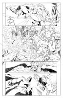 SUPERGIRL PG2 by RRatton
