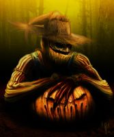 Scarecrow by edsfox