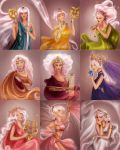 The Muses by Arbetta
