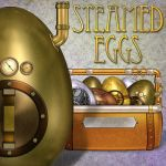Steamed Eggs by LucieG-Stock