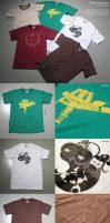 Amtrea T-Shirts by eric-