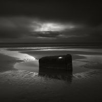 Omaha beach by pedroinacio
