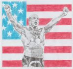 YOUR Olympic Hero Kurt Angle by conradknightsocks