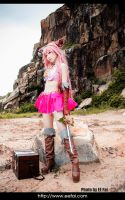 Chain Chronicle Cosplay 04 by eefai
