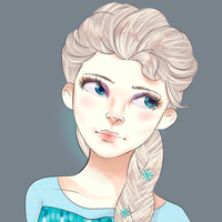 Elsa by MalenaYogurt