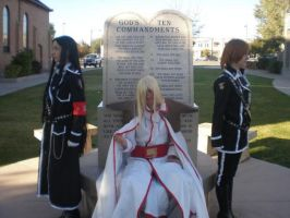 Trinity blood ten comandments by NaughtsApproach
