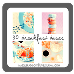 Icon Bases - Breakfast by deviantales