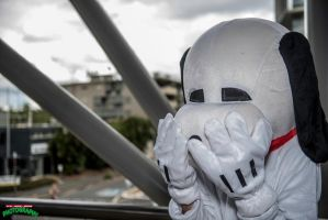 Snoopy Cosplay by slayer500