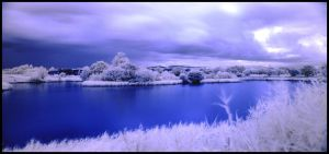 Infrared Panoramric by The-Rover