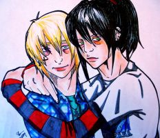 Junkie Love by SinclairSolutions42