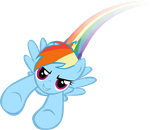 Rainbow dash dashes the intro by rhubarb-leaf