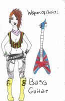 Bassss by EvePatrica