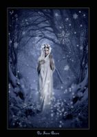 The Snow Queen _ by ArwensGrace