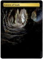 Textless Cavern of Souls by ninthsphere