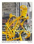 Cycling Man Holmfirth - Tour de France  rld 01 das by richardldixon