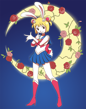 Sailor Carrot by Hapuriainen