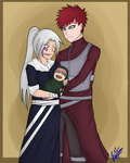 The Kazekage's Family by KyeTamm