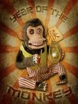 Year of the Monkey by Georgina-Gibson
