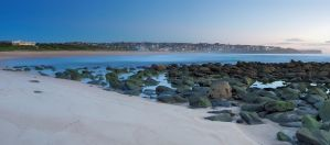 A Morning at Maroubra by MarkLucey