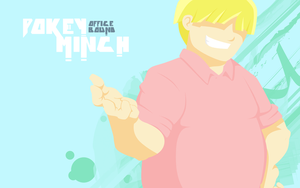 Office Bound : Pokey Minch by KyoAkiyamako